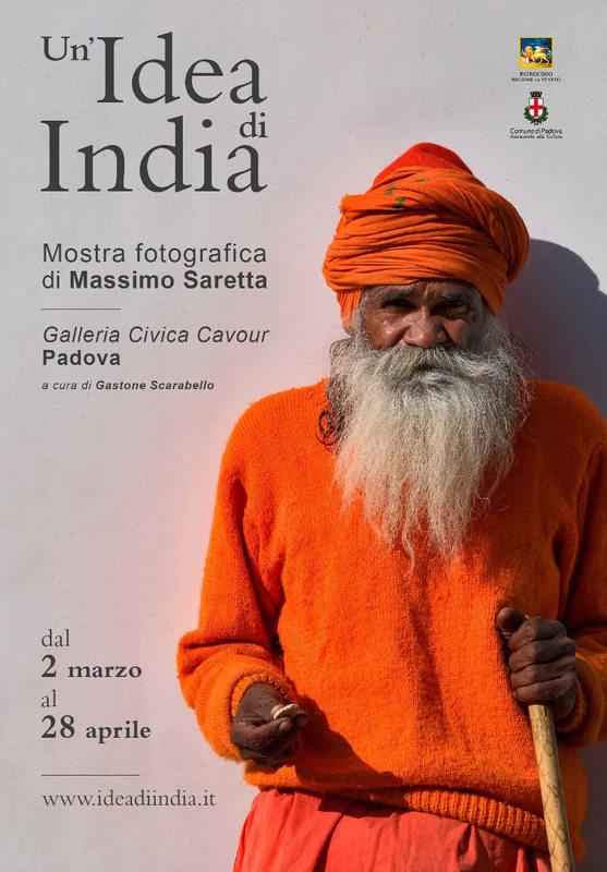 Un'idea di India - Massimo Saretta