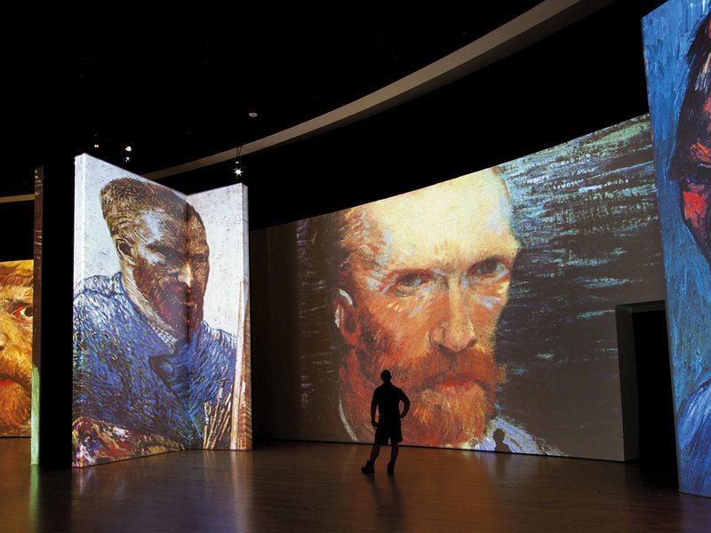 Van Gogh Alive – The Experience (Bologna)