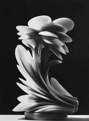 Gigi Guadagnucci: Grande pensée, 1994-1996 marmo statuario, cm 110x50x70