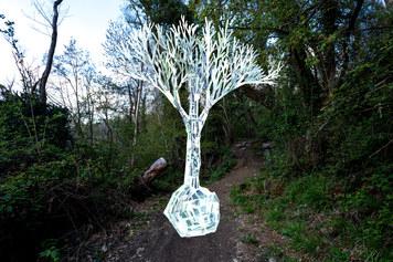 Vivarium - percorso artistico site-specific a Campsirago