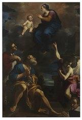 Guercino San Pietro pentito