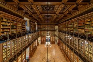 Roma, Palazzo Esercito e Biblioteca Militare Centrale, Foto Giovanni Formosa (C) FAI