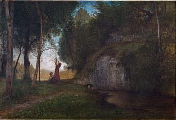 Antonio Fontanesi e la sua eredità. Da Pellizza da Volpedo a Burri