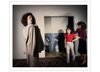 Eileen Cowin - Family Docudrama, 1980-1983, © Eileen Cowin, courtesy of the artist.