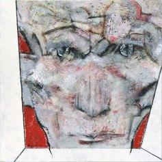 Samuel Beckett, 2018 - Olio su tela, 55 x 55 cm