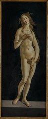 Sandro Botticelli - Venere, 1495-1497 c. © MiC - Musei Reali, Galleria Sabauda