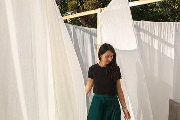 Francesca Lando_Once Upon Us_London 2019_Francesca Lando /Immuto | Once Upon Us | Installazione Immersiva | Londra, 2019 | Photography by Alessandro Mariscalco.