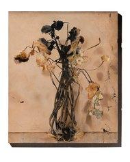 Nicola Samorì, Secondo natura, 2020, olio su Breccia Vendome, 54,8 x 45,8 cm © Monitor, Roma / Lisbon / Pereto © Galerie EIGEN+ART, Leipzig / Berlin. Foto Rolando Paolo Guerzoni.