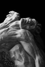 Elena Mutinelli, Manifesto Principio, marmo di Carrara, 2021 - dettaglio