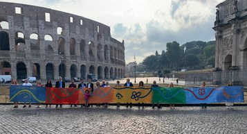 Installazione Roma - Colosseo
