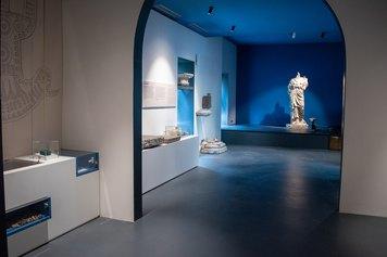 Museo Archeologico Nazionale della Valle Camonica, allestimento