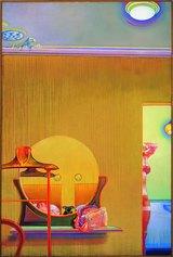 Leonardo Cremonini. Le indiscrezioni di una stanza, 1970-1971. Collezione privata, Parigi-Bologna