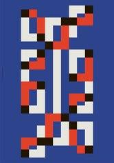 Leonardo Sonnoli, non vedere doppio, 2021 - Composizione tipografica / Typograhic composition - Collezione dell'autore