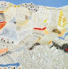 Combinazioni, 2012 - Olio su tela, 40 x 40 cm