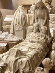 Galleria dell'accademia di Firenze - Disallestimento Gispoteca