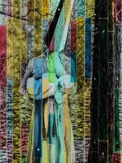 Andrea Mastrovito - La Melancolia dell'Uomo Invisibile, 2018-2021. Courtesy l'artista e Galleria Michela Rizzo, Venezia