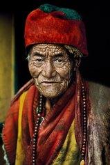 Steve McCurry - Lhasa, Tibet, 2000 ©Steve McCurry