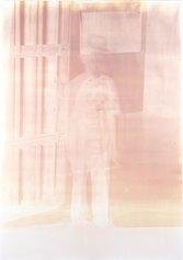 Autoritratto di tempi lunghi (Ivan) . Negativo . 2010