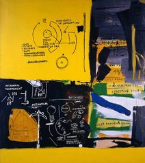 Basquiat Unitled 1984