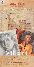 Carla Villani. Esposizione di opere dagli anni '60 al 2020