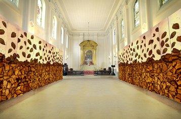 Conexión - Lidia León Cabral, 2021 - Venice, Dominican Republic Pavilion
