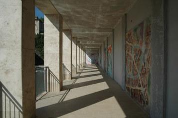 Studenti e pazienti uniti nell'arte: a Isola del Liri due murales per educare all'ambiente e allo st
