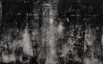 Il divino scomparso - Acrilici e vinilici su tavola150x95cm 2020
