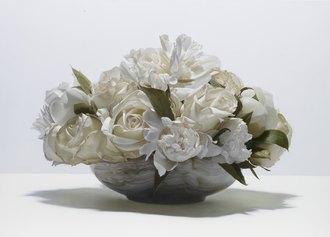 Luciano Ventrone, Profondo bianco 50x70
