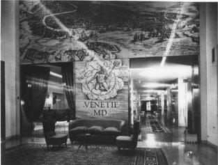 Mario Gottardi, Atrio Hotel Bauer Venezia, 1942-51
