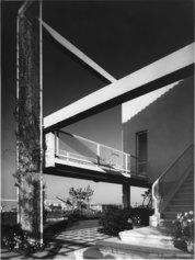 Mario Gottardi, Villa Riganti Riccione, 1947-48