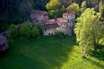 Monastero di Torba, Foto Giorgio Majno, 2005 © FAI - Fondo Ambiente Italiano