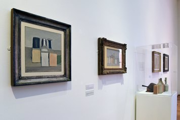 Morandi racconta. Tono e composizione nelle sue ultime nature morte - Museo Morandi, Bologna - Foto: Roberto Serra