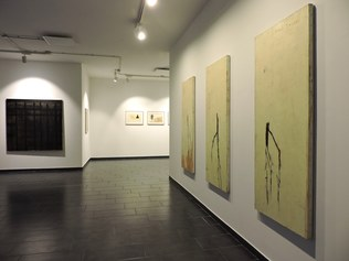 Piero Pizzi Cannella - Anni '80 / '90 - installation view