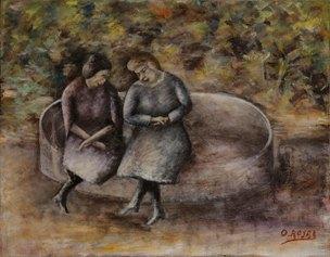 Ottone Rosai, mostra a Montevarchi - Ottone Rosai