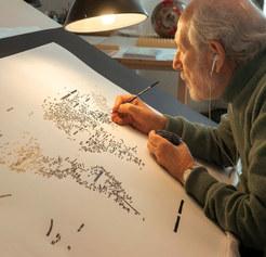 Emilio Isgrò - mostra a Venezia