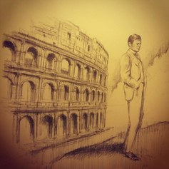 Gatsby in Rome - personale di Roberto Di Costanzo