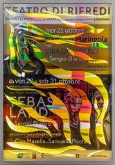Rossella Liccione - Il Vento scorre - Pvc, plexiglass, carta, led, 100x70x10cm, anno 2021