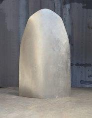 Salvatore Astore, Senza titolo, 2020, acciaio inox saldato e satinato