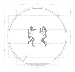 Simone Gori, Somnium mundi, 2021, render. Progetto per Chiantissimo, Torre del Chianti, San Casciano in Val di Pesa