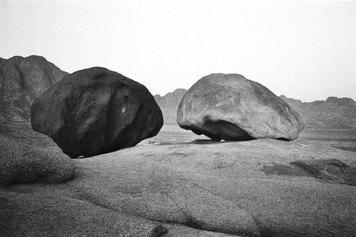 Inhabited Deserts - John R. Pepper