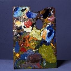 Tavolozza di Morandi / Morandi's palette, Istituzione Bologna Musei | Casa Morandi