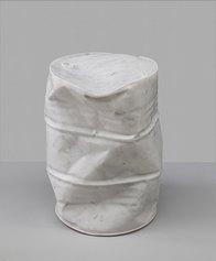 Tincolini Filippo,Petrolio,Fresatura CNC su marmo,36x38x50 cm,anno 2020