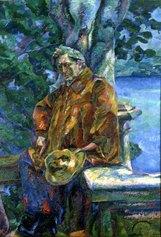 Umberto Boccioni, Ritratto del Maestro Busoni, 1916, Roma, Galleria Nazionale d'Arte Moderna e Contemporanea