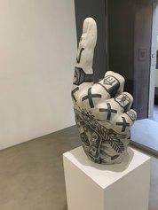 Galleria Poggiali. Platea dell'umanità - Viale