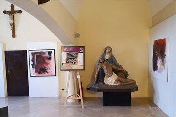 Antonio Del Donno La pittura parla al mondo