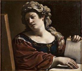 Barbieri detto il 'Guercino' Sibilla