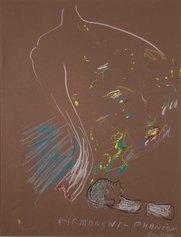 Brus_firmament phantom_2005_65x50cm_acrilico e pastello su carta