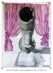 L'Attivista. Disegni di David Booker