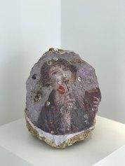 conTESSA, Milestone, sculpture mixed media