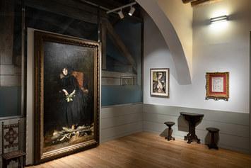 Ad Abano Terme (PD) inaugura la mostra Da Magnasco a Fontana